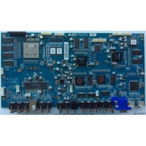 MAIN / DELL CK.80V09.01G / CK80V0901G / 00.V0901GA04 REV:A04 / MODELO W3201C