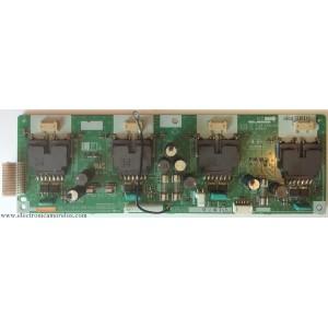 BACKLIGHT INVERSOR / SHARP DUNTKB809DE02 / KB809DE / QKITPB809WJN2 / SB809WJ / MODELO LC-37HV4U