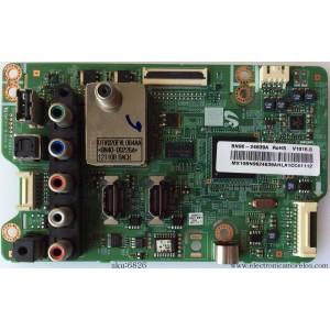 MAIN/ SAMSUNG BN96-24639A / BN41-01799B / BN97-06951A / MODELO PN43E440A2FXZA TS02