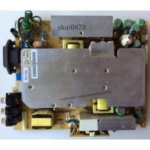 FUENTE DE PODER / DELL PA-5161-1 / 00300 / PA-5161-1 REV:X11 / MODELO W2600