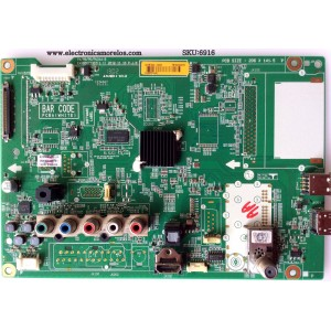 MAIN / LG EBT62394299 / EAX65071307(1.1) / MODELO 42PN4500-UA.BWMLLJR