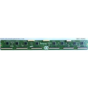 BUFFER SCAN DRIVE / SAMSUNG LJ92-01798C / LJ41-09480A / 798C A1 / PANEL S42AX-YD15 / S42AX-YB11 / MODELOS PL43D450A2DXZX / PN43D450A2DXZA / PN43D440A5DXZA / PN43D490A1DXZA / PN43D430A3DXZA B104 / PN43E450A1FXZA TS02