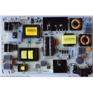 FUENTE DE PODER / INSIGNIA 174611 / HLL-4855WC / RSAG7.820.5687/ROH / PANEL´S HD480DF-B32\S2\GM\BBY\ROH / HD500DF-B57(10)\T1\S1\GM\ROH / MODELOS NS-48D420NA16 / NS-50D550NA15
