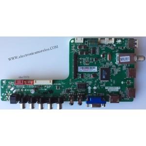 MAIN / SANYO B14031222 / T.MS3393T.78 / 3MS3393X-3 / 02-MB3393-CQS001 / MODELO DP50E44 P50E44-00