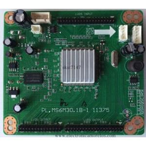 DRIVER  RCA / A12092151 / RE3342B058-A1 / PL.MS6M30.1B-1 11375 / MODELO LED46C45RQ
