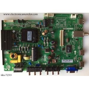 MAIN / FUENTE (COMBO) / POLAROID L14060178 / V8-MS39303-LF1V120 / TP.MS3393.P78 / 02-SHY393-CXLA01 / 0EBTL17568