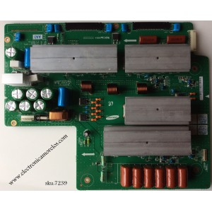 X-SUS / SAMSUNG LJ92-01534A / LJ41-05519A / 534A / AA3 / MODELO PN50A510P3FXZA