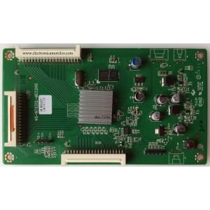 LED DRIVE/ SANYO 40-N72312-MEC2HG / V8-NV312SY-LM1V118 / MODELO DP58D34S