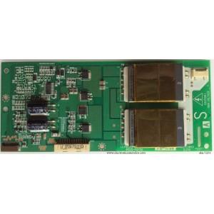 BACKLIGHT INVERSOR 6632L-0372A / LC420WX5 SLAVE / PW-CC42B0-S REV0.6 / MODELO VX42LHDTV10A