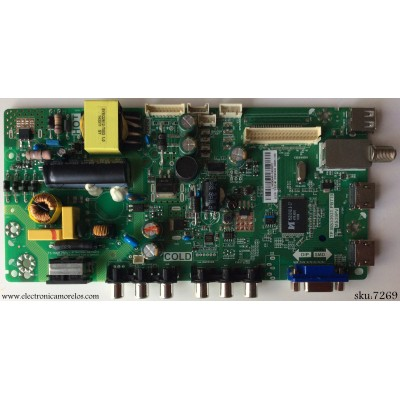 FUENTE / MAIN / L14080446 / 02-SHY39V-CHLA02 / TP.MS3393T.PB710 / MS39PV