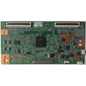 T-CON / TCL LJ94-25820H / 25820H / SQ60PB_MB34C4LV0.1 / MODELO LE48FHDF3300ZTATDAA
