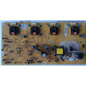 BACKLIGHT INVERSOR / PHILIPS A01F9M1V-001 / A01F9MIV / BA01F2F0103 1_A / MODELO 32PFL3504D/F7