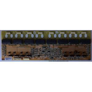 BACKLIGHT INVERSOR / SAMSUNG 19.26006.166 / REV:1B / VK.89144.H02 / VK89144H0206 / 4H.V1448.291/B1 / MODELO LNR328WX/XAA