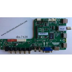 MAIN / SANYO B14010179 / T.MS3393T.78 / 3MS3393X-3 / MODELO DP58D34 P58D34-00