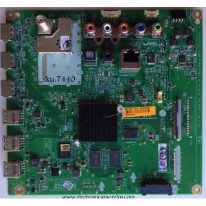 MAIN / LG EBT63770202 / EAX65610206(1.0) / 53EBT000-0043 / EAX65610206 / PANEL LC420DUE (MG)(AQ) / MODELOS 42LF5800-UA / 42LF5800-UA BUSYLOR