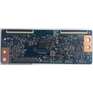 T-CON PARA TV ELEMENT / VIZIO / WESTINGHOUSE / NUMERO DE PARTE 55.55T23.C05 / 5555T23C05 / 42T34-C03 / SUSTITUTAS 5555T23C02 / 5555T23C07 / 5555T23C09 / PANEL´S MD5533YTAF / T550HVN08.1 / TPT550J1-HVN08.U / MODELOS ELEFW5517 / E55-C1 / E55-C2 / DWM55F1G1