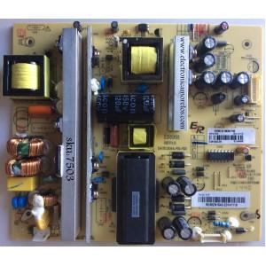 FUENTE DE PODER / RCA RE46ZN1643 / CQC11001057548 / MODELO LRK55G55R120Q