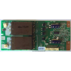BACKLIGHT INVERSOR / LG 6632L-0493A / PNEL-T714A REV-3.0 / 2300KTG007B-F / MODELO 37LG3000-ZA.AEKQLVG