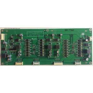 LED DRIVER / VIZIO 791.01210.0004 / 755012030001 / 14536-1 / 748.01203.0011 / MODELO M55-C2 LWJASBAR