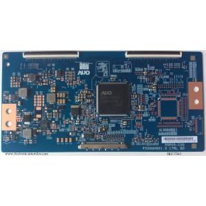 T-CON / VIZIO 55.55T22.C04 / 5555T22C04 / 55P05-C00 / P550QVN01.0 / MODELO M55-C2 LWJASBAR