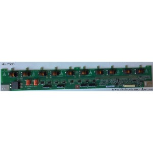 BACKLIGHT INVERSOR / SONY 1-857-743-11 / 1940T04003 / VIT71880.10 / MODELO KDL-40EX400