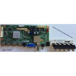 MAIN / WESTINGHOUSE 1203R0037 / CV318H-T / 1202H0139 / MODELO VR-4090 TW-65411-A040G
