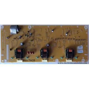 BACKLIGHT INVERSOR / MAGNAVOX A04A0M1V-001-IV / A04A0MIV / A04A0-MIV / BA04A0F0103 1_A / MODELO 26MD350B/F7 DS1