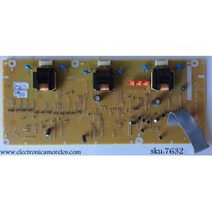 BACKLIGHT INVERSOR / EMERSON A1DA1M1V-001-IV / A1DA7MIV / A1DA0MIV / A1DA0MIV / A1DA5MIV / A1DA6MIV / BA04A0F0103 3_A / MODELO LD260EM2 DS2
