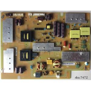 FUENTE DE PODER / VIZIO 056.04245.6061 / 056042456061 / 817557 / PA-3241-1W1 / SUSTITUTA 056.04219.G041 / 05604219G041 / MODELOS M55-C2 LWJASBAR / M55-C2 LWZASBAR / M55-C2 LWZASBBR / M55-C2 LWZASBBS / M55-C2 LWZQSBAR / M55-C2 LWZQSBBR / M55-C2 LWZQSBDR