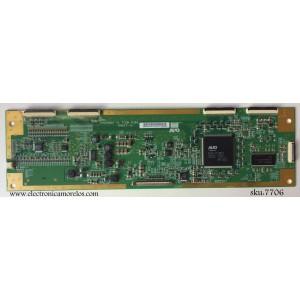 T-CON / MAXENT 55.26T02.014 / 5526T02014 / 04A17-1C / T260XW02 V1 / MODELO MX-26X3 L2614XW02