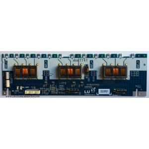 BACKLIGHT INVERSOR LU / TOSHIBA SSI520WA24-LU / SSI520WA24 / SSI520WA24 REV 0.3 / MODELO 52HL167