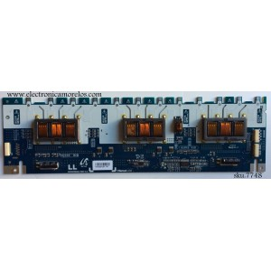 BACKLIGHT INVERSOR LL / TOSHIBA SSI520WA24-LL / SSI520WA24 / SSI520WA24 REV 0.3 / MODELO 52HL167