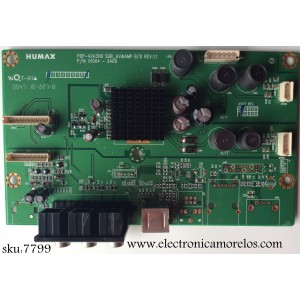 MAIN / PIONEER 220-2050 / 01004-2400 / PDP-42A3HD / MODELO PDP-4214HD