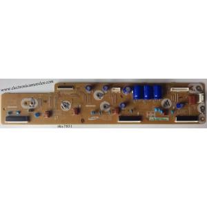 X-SUS / SAMSUNG BN96-30101A / LJ92-02028A / LJ41-10353A / 028A / MODELO PN51F4500BFXZA TS02
