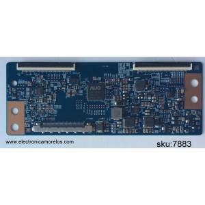 T-CON / BEST BUY 55.50T15.C11 / T420HVN06.3 CTRL BD / 42T34-C03 / 5550T15C11 / PANEL'S TPT500J1-HVN07.U REV:S600B / TPT500J1-HVN07.U REV:S600F / MODELOS LC-50LB371U / E50-C1 LTMWSKBR / LC-50LB370U / E50-C1 LTCWSKBR