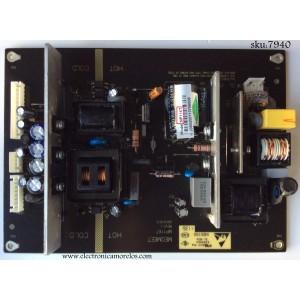 FUENTE DE PODER / COBY MP116T / KB5150 / PANEL LTA320AP05-C02 / MODELOS TFTV3227 / TFDVD3299