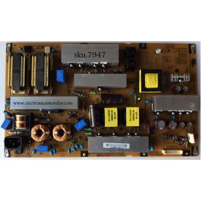 FUENTE / BACKLIGHT (COMBO) / LG EAY60869506 / EAX61289601/11 / 60869506 / EAX61289601 / PANEL LK460D3LA57 / MODELOS 46LD550-UB AUSMLFR / 46LD550-UB AUSMLUR / 46LD550-UB
