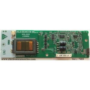BACKLIGHT INVERSOR / PANASONIC 6632L-0225F / KLS-EE26CI-S (M) / MODELO TC-26LX60