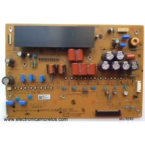 X-SUS / LG EBR75486901 / EAX64789601 / MODELO 60PN5300-UF.BUSLLJR