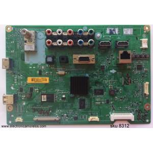 MAIN / LG EBT61978707 / EAX64437505(1.0) / EBR74404304 / PANEL LC550EUE (SE)(F1) / MODELO 55LM4600-UC.AUSWLUR