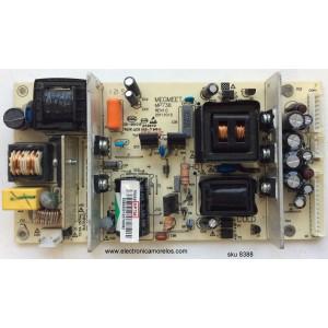 FUENTE DE PODER / APEX / MP738 / MP738 REV:1.0 / MODELO LD3288M