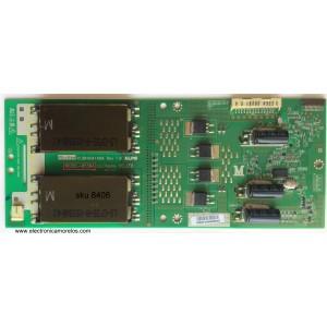 BACKLIGHT INVERSOR / VIZIO 6632L-0536A / KUBNKM160A REV 1.0 /MODELO VF550M