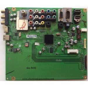MAIN / ZENITH EBT61662701 / EAX63728604(0) / MODELO Z42PT320-UC