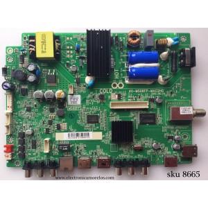 "MAIN / FUENTE / (COMBO) / HKPRO V8-0IS08FP-LF1V023 / 40-MS08FP-MAC2HG / GFF120050W / MODELO 32"""