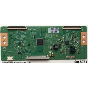 T-CON / VIZIO 6871L-3021D / 3021D / 6870C-0401C / MODELO M3D550KDE LTYPMLGN