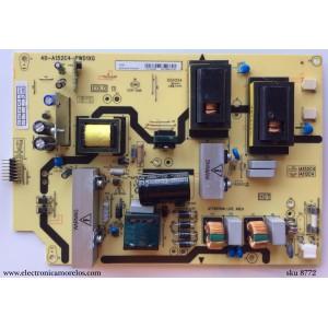 FUENTE DE PODER / TCL 08-IA152C4-PW200AA / IA152C4 / 40-A152C4-PWD1XG / MODELO L42FHDE30TAAA