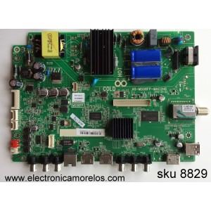 MAIN / FUENTE / (COMBO) / TCL V8-OMS08FP-LF1V023(K1) / GFF119991A / 40-MS08FP-MAC2HG