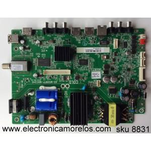 MAIN / FUENTE ](COMBO) / TCL V8-0MS08PI-LF1V030 / IDF120606B / T8-43D14ZF-MA2 / 40-MS08FP-MAC2HG / MS08FP