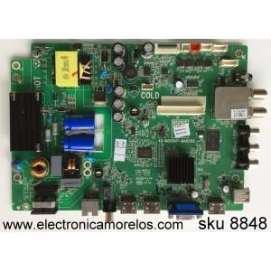 MAIN / FUENTE / (COMBO) / TCL V8-OMS09GP-LF1V022 / GFE120105B / 40-MS08GP-MAB2HG