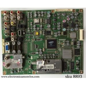 MAIN / SAMSUNG BN94-01058B / BN41-00679C / PANEL T315XW02 / MODELO LNS3251DX/XAA